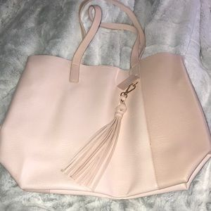 Light pink Ulta Beauty tote. New with tags